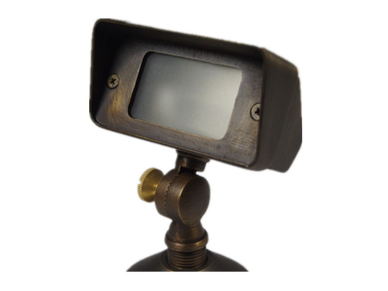 B119 brass landscape lighting