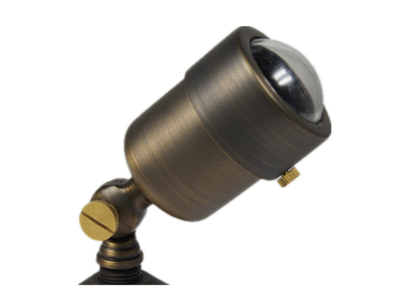 B3120 brass landscape lighting