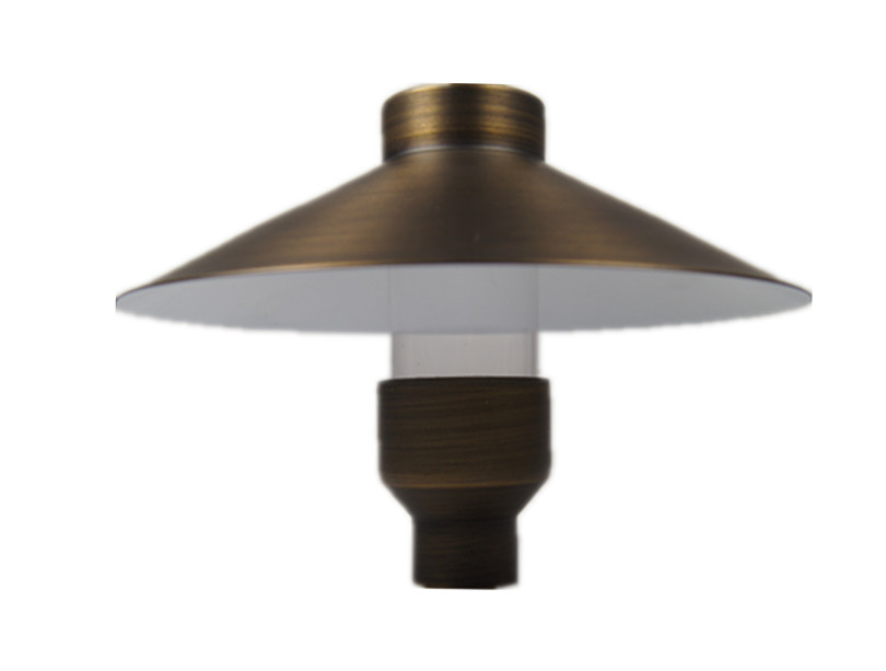 B3105 brass landscape lighting