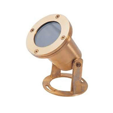 B722 brass landscape lighting